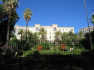 Corsican Assembly - Image: Ajaccio Grand Hôtel Continental