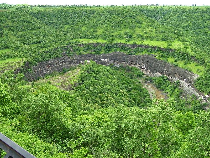 चित्र:Ajanta viewpoint.jpg