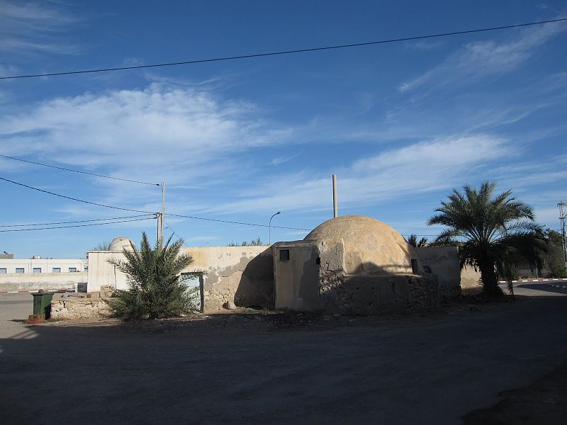 Port Ajim on Jerba, abandoned house...and the iconic Mos Eisley Cantina. Tunisia