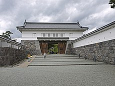 Akagane Gate main entrance.jpg