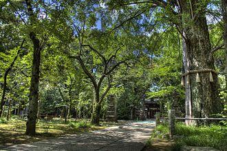 Akasaka, Tokyo - Hikawa Shrine