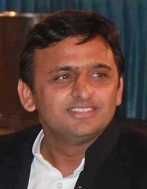 Uttar Pradesh Legislative Assembly election, 2017 - Image: Akhilesh Yadav