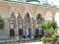 Al-Jazzer Mosque Courtyard (2897474462).jpg