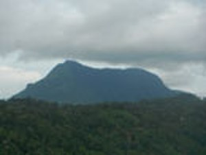 Alagalla Mountain Range - Image: Alagalla Mountain Range