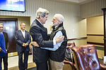 Alan Gross released from Cuban prison, arrives at Joint Base Andrews 141217-F-WU507-613.jpg