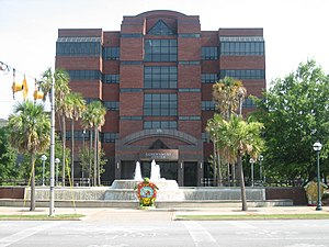 Albany, Georgia - The Albany Government Center