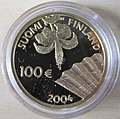 Albert Edelfelt commemorative coin 2004 2.jpg