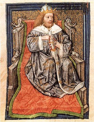 Albert VI, Archduke of Austria - Image: Albrecht VI. (Miniatur in Gebetbuch)