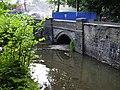 Alden Brook joins the River Ogden Helmshore. - geograph.org.uk - 463821.jpg