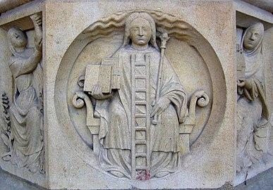 Alegoría de la alquimia en Notre-Dame.jpg