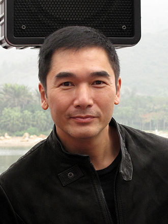 """Alex Fong (actor) - Alex Fong at the """"Take A Step For Green"""" event"""
