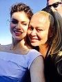 Alexandra Daddario, Eva Rinaldi (34548574422).jpg