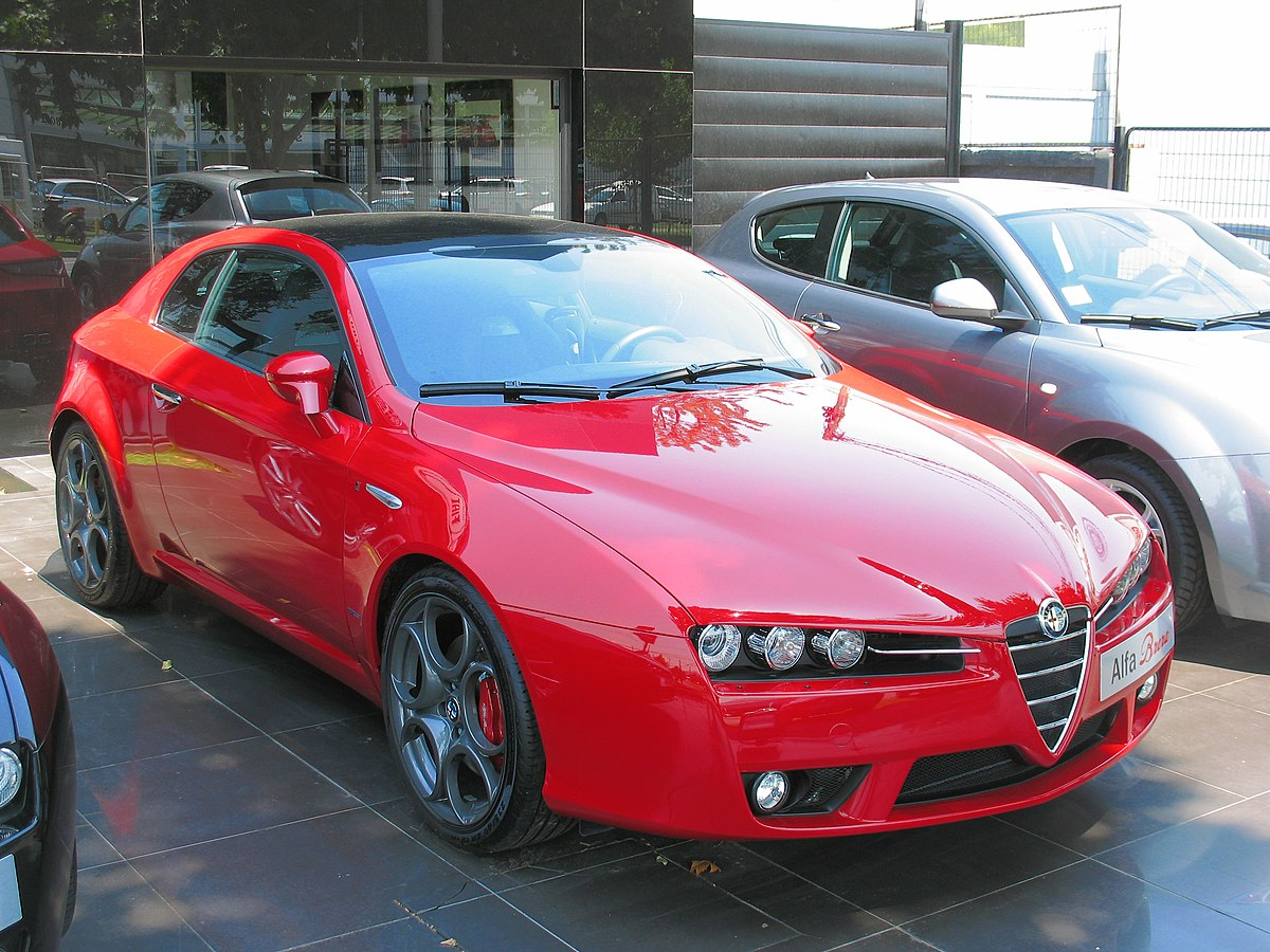 alfa romeo brera and spider wikipedia. Black Bedroom Furniture Sets. Home Design Ideas