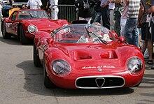 Alfa Romeo Tipo Wikipedia - 1967 alfa romeo spider for sale