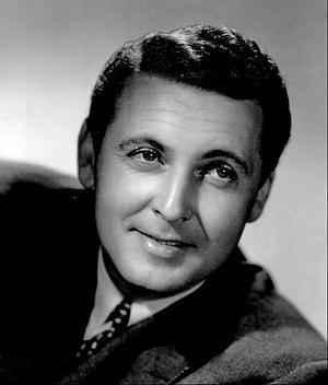 Allan Jones (actor) - Jones in 1945.