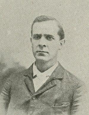 Alston G. Dayton - Congressman Alston G. Dayton, Republican of West Virginia, 1896