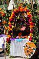 """Altar de muertos en el Festival """"Xantolo"""" 2013..JPG"""