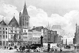 Alter Markt Köln um 1850.jpg