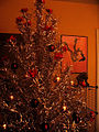 Aluminum Christmas tree - 2007.jpg