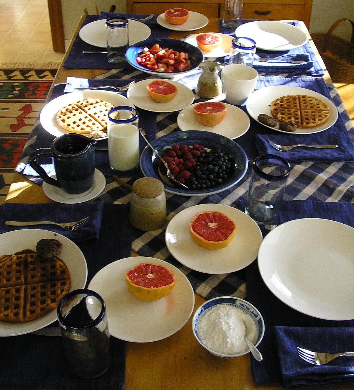 Breakfast - Wikipedia