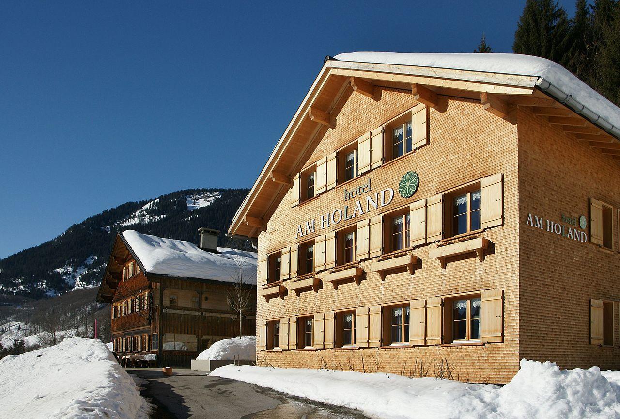 Hotel Vorarlberg  Sterne