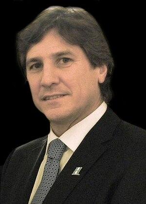 Boudougate - Amado Boudou, vice president of Argentina
