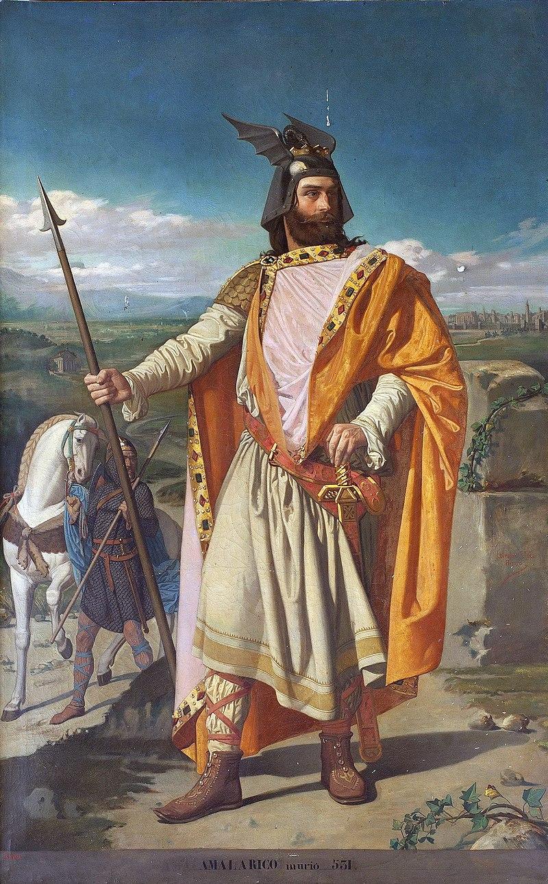 Amalarico, rey de los Visigodos (Museo del Prado).jpg