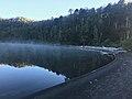 Amanecer Laguna Huinfiuca.jpg