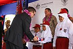 Ambassador Marciel Visits School Reconstruction Project on Anniversary of West Sumatra Earthquake (5052548735).jpg
