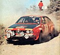 Amilcare Ballestrieri - Alfa Romeo Alfetta GT (1975 Rallye Elba).jpg