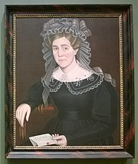 Portrait of Hannah Bassett
