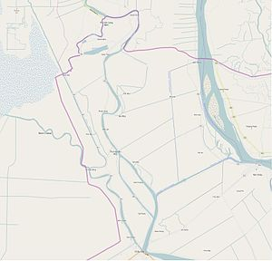 An Phú District - An Phu district map.