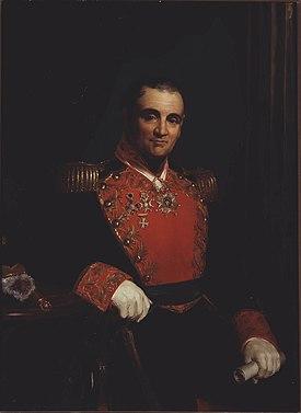 Saelices Dávalos in 1840.