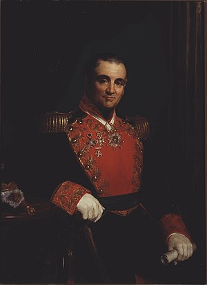 Antonio López de Santa Anna - Anastasio Bustamante, conservative military man and three-time president of Mexico