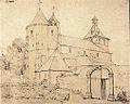 Ancienne église Saint-Pierre à Lourdes.jpg