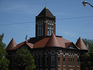 Garnett, Kansas City and County seat in Kansas, United States