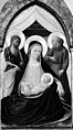 Andrea di Giusto Manzini - Virgin and Child with Saints - KMS1750 - Statens Museum for Kunst.jpg
