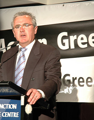 Andrew Wilkie - Andrew Wilkie ran for the Australian Greens in 2007