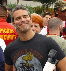 Andy Cohen by Greg Hernandez, July 2008.jpg