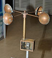 Anemometer - Jagadish Chandra Bose Museum - Bose Institute - Kolkata 2011-07-26 3998 Cropped.JPG