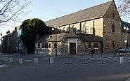 Angle sud-est du couvent de Bonne-Nouvelle, Rennes, Ille-et-Vilaine