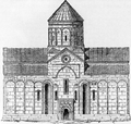 Ani Cathedral Texier 1842.png