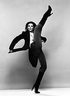 Ann Reinking American actress, dancer, and choreographer.