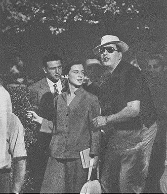 David di Donatello for Best Director - Gianni Franciolini (right) was the first holder of the award, winning in 1956 for Roman Tales.