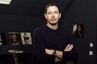 Anton Hård af Segerstad Swedish songwriter
