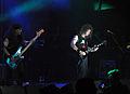 "Anvil, Sal Italiano and Steve ""Lips"" Kudlow at Wacken Open Air 2013.jpg"