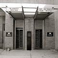 Apartheid Museum Entrance, Johannesburg.JPG