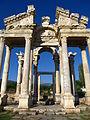 Aphrodisias temple of aphrodite.JPG