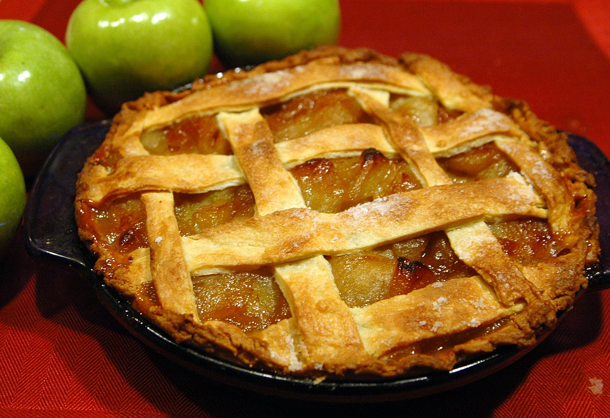 recipe: mock apple pie v [2]
