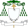 Roman Catholic archbishop's coat of arms